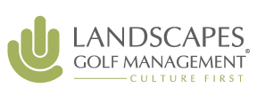 landscapes golf management logo